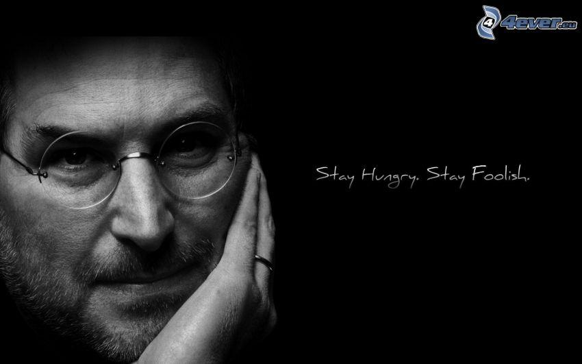 Steve Jobs, citazione