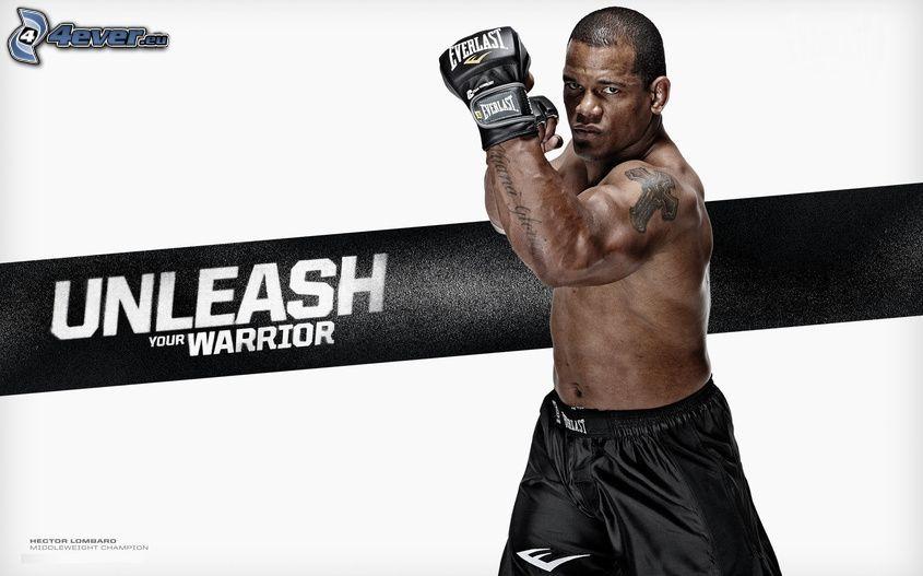 Boxer, negro