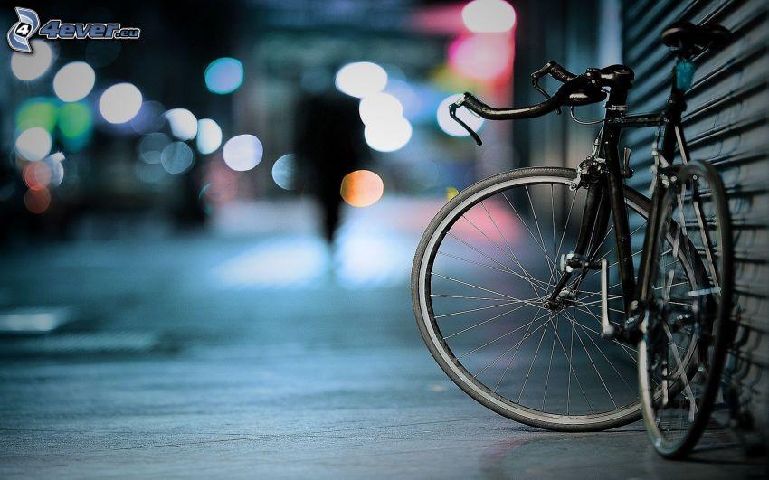 bicicletta, strada
