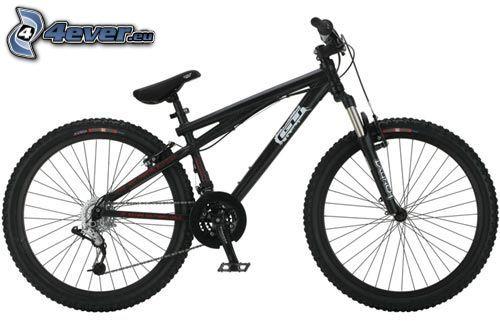 GT chucker, bicicletta