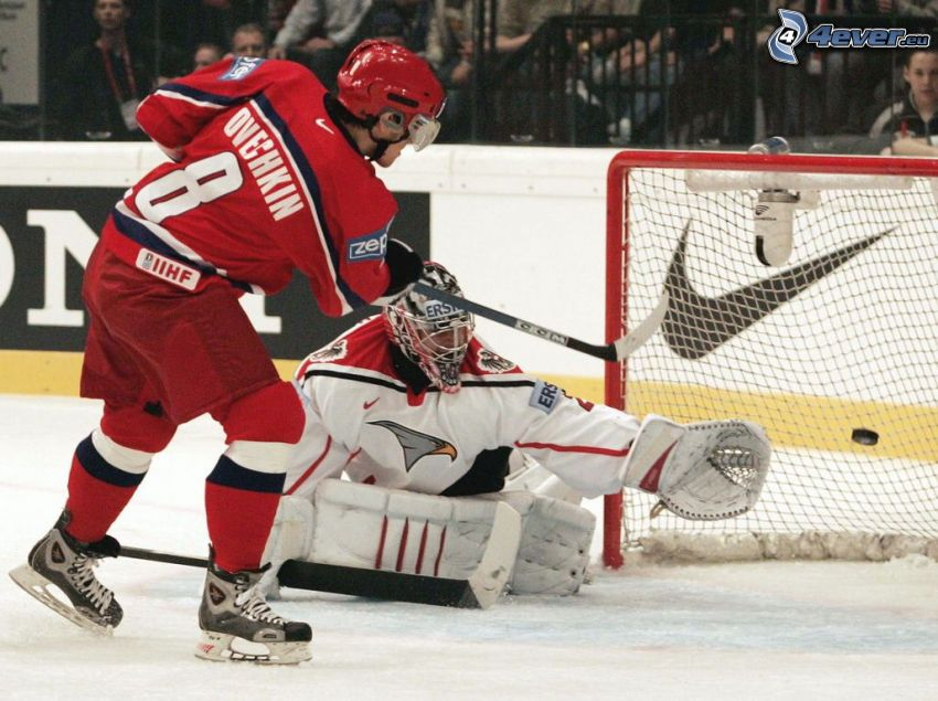 Aleksandr Ovečkin, NHL, giocatore di hockey