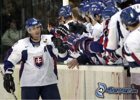 Peter Bondra, giocatore di hockey, Slovacchia