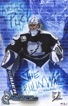portiere, Tampa Bay Lightning