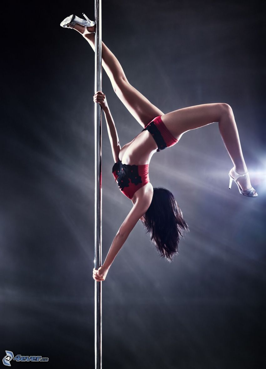 pole dance, posa
