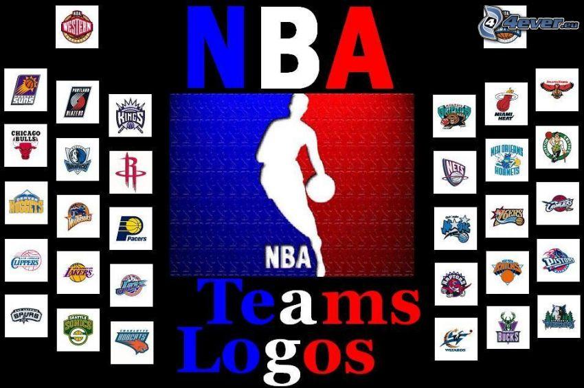 basket, sport, NBA, logo