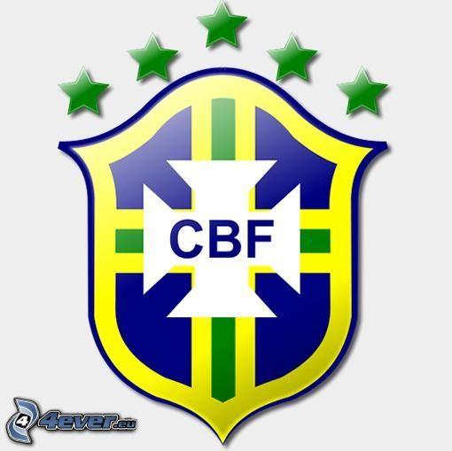 CBF Brazil, logo