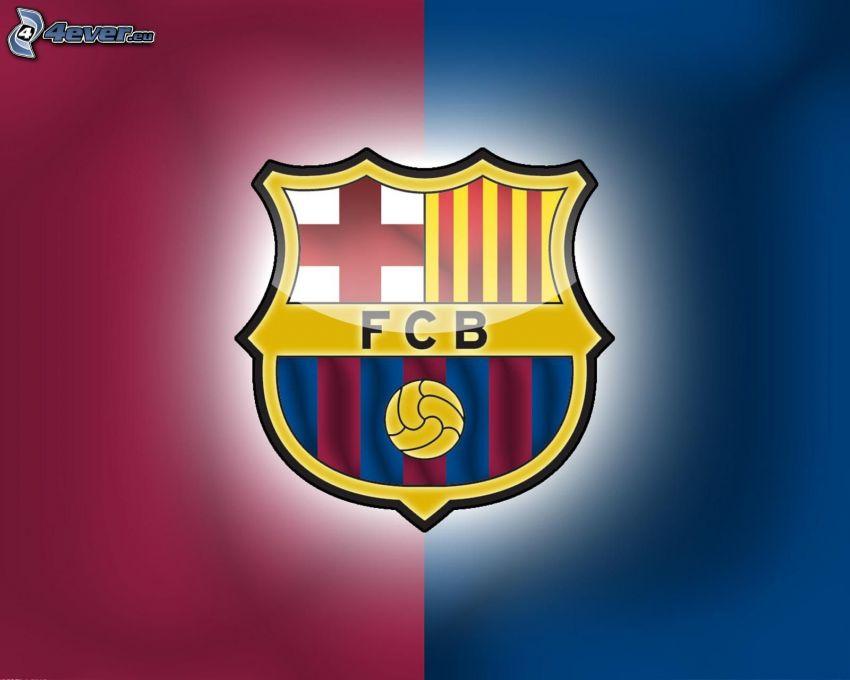 FC Barcelona, emblema, logo