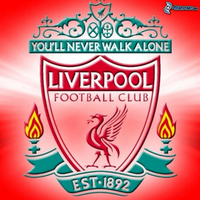 FC Liverpool, logo