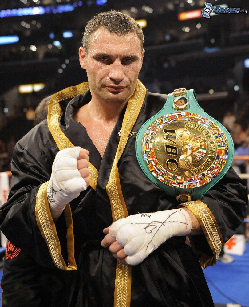 Vitali Klitschko, box