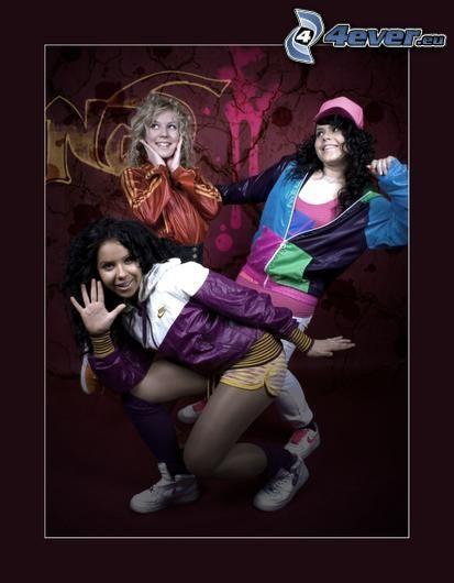 hip hop, stile, moda