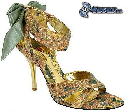scarpa, scarpe tacco alto