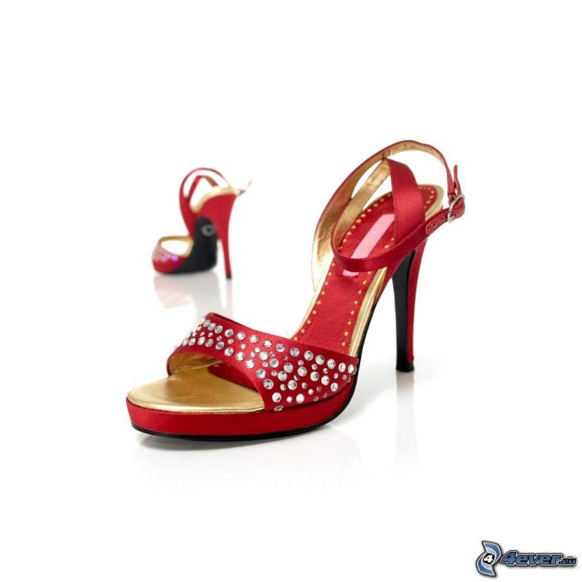 scarpe tacco alto