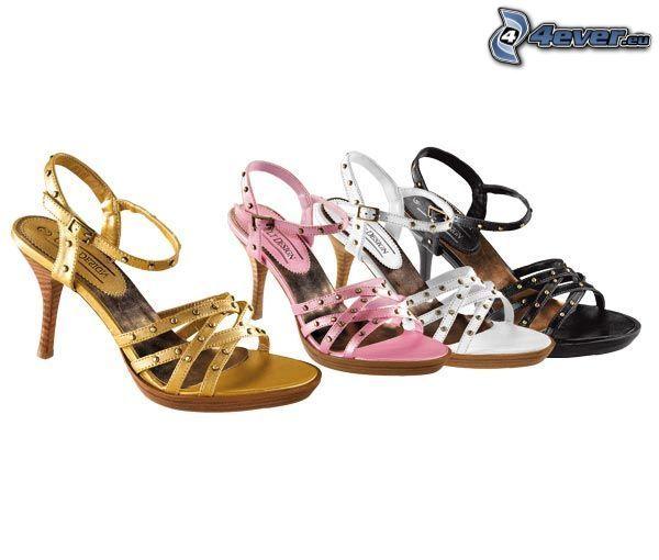 tacchi, scarpa, tacco