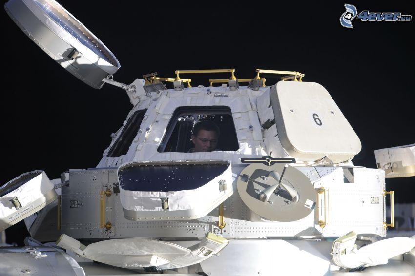 Cupola, Stazione Spaziale Internazionale ISS