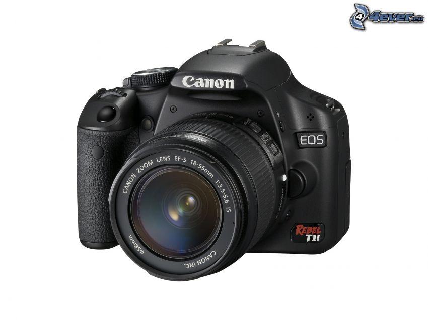 fotocamera, Canon EOS 550D