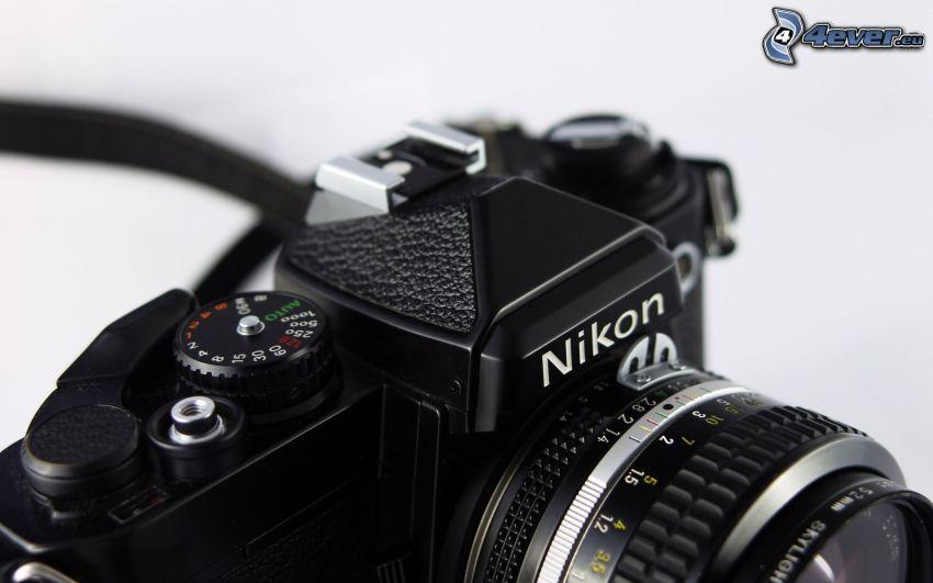 fotocamera, Nikon