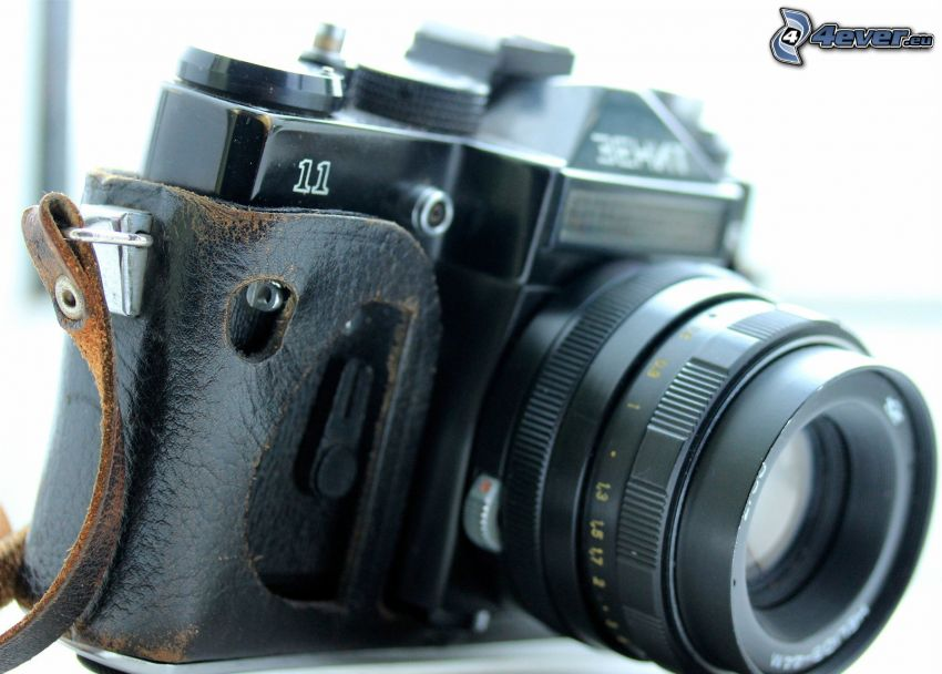 fotocamera, Zenit