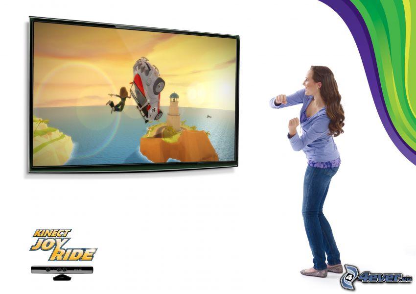 Kinect Joy Ride 2