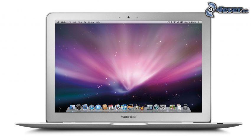 MacBook Air, Apple, OS X, notebook sottile