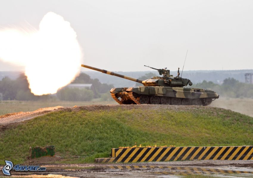 T-90, carro armato