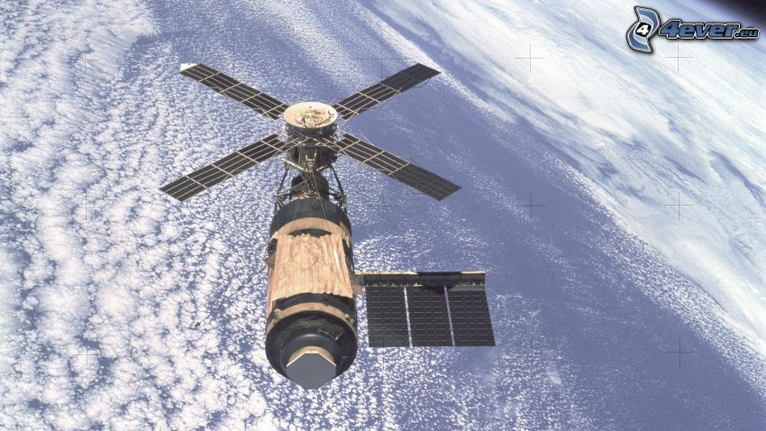 Skylab, satellite, Terra