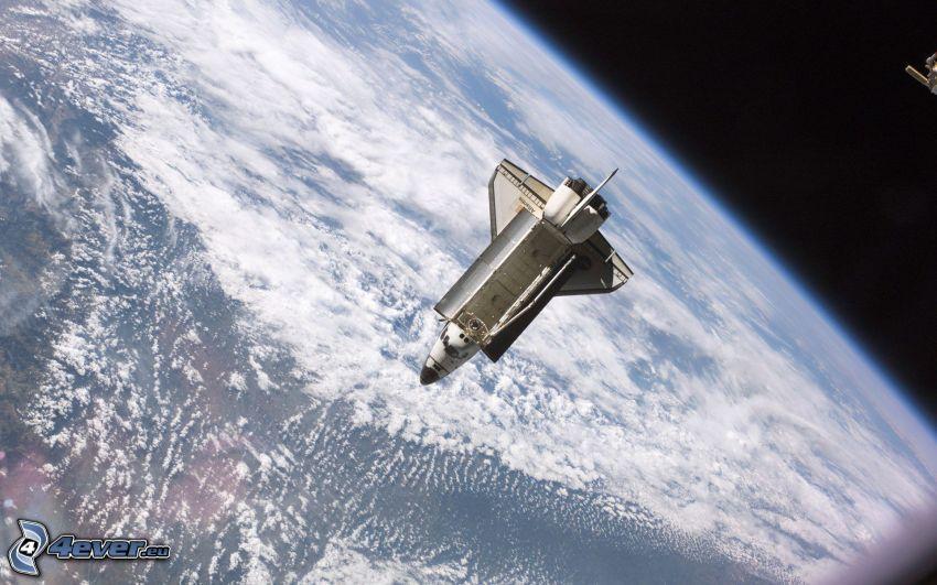 Space Shuttle, Terra