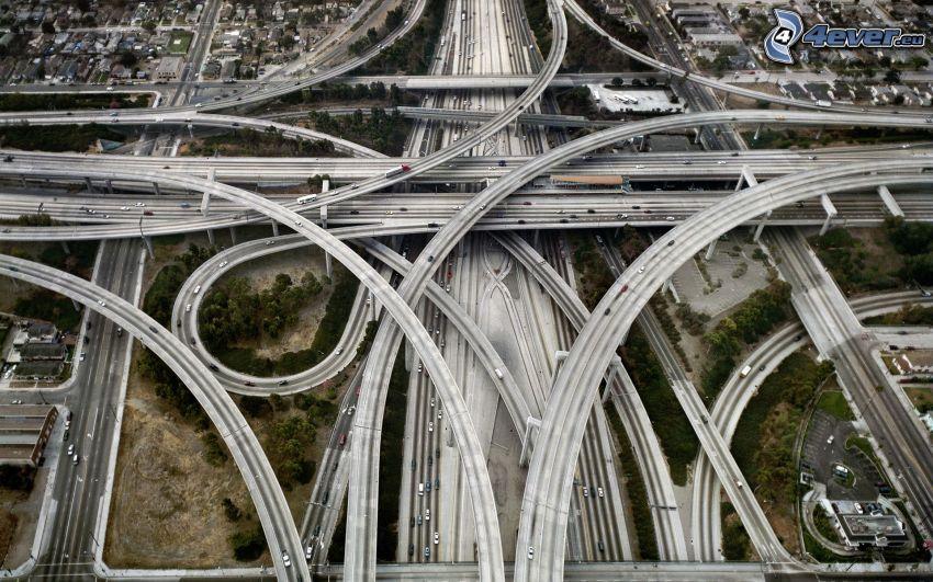 intersezione delle autostrade