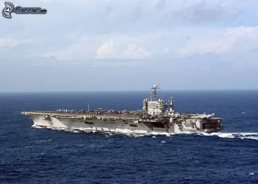 USS George Washington, portaerei