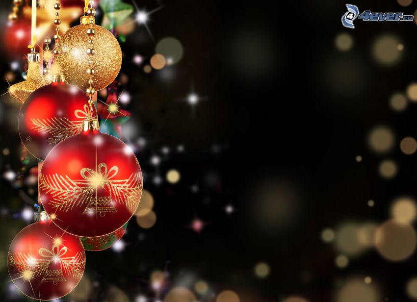 palle di Natale
