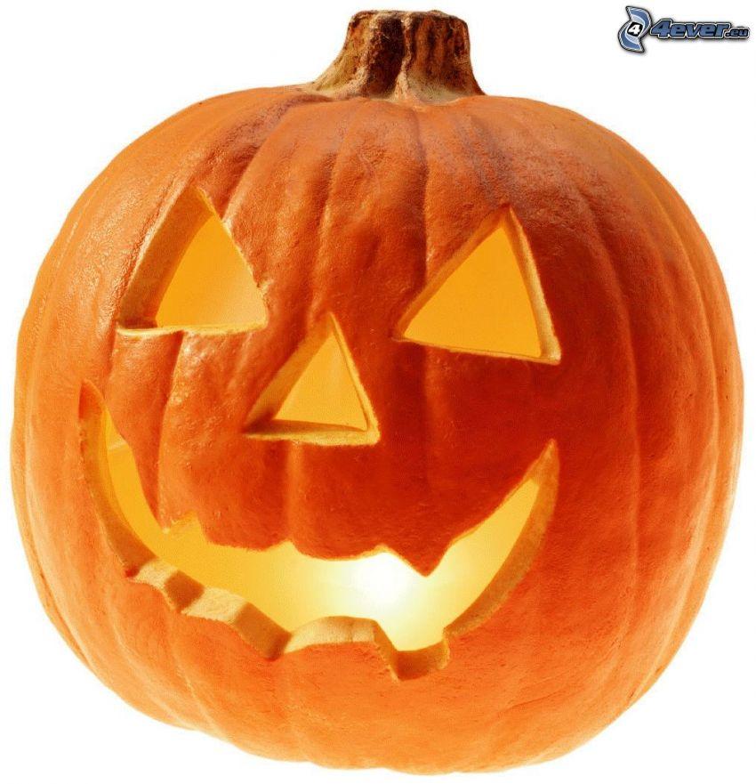 Zucca di Halloween, jack-o'-lantern