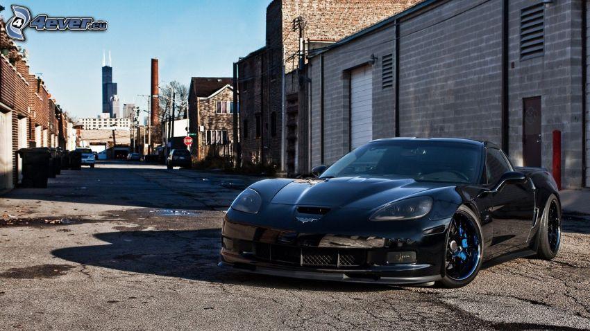 Chevrolet Corvette, utca