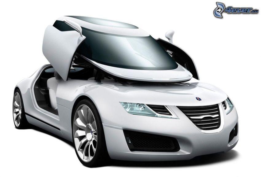 Saab, koncepció
