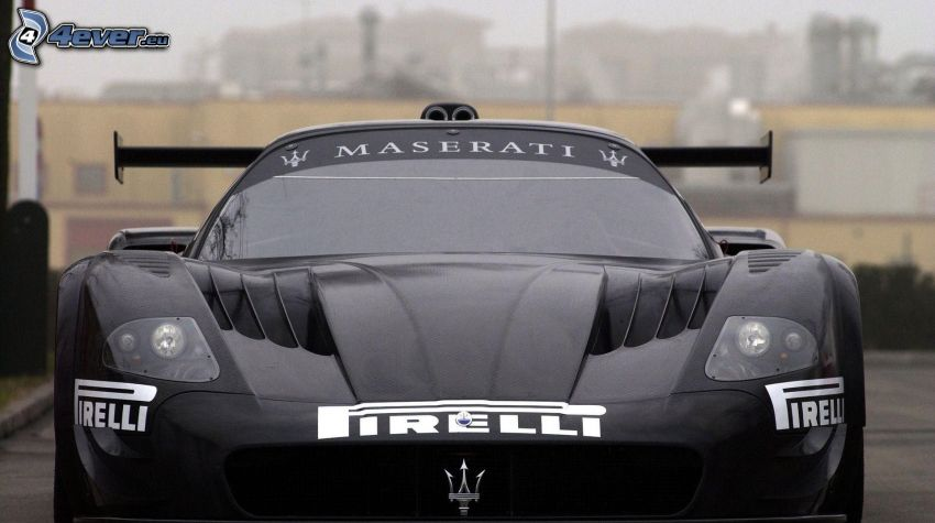 Maserati, versenyautó