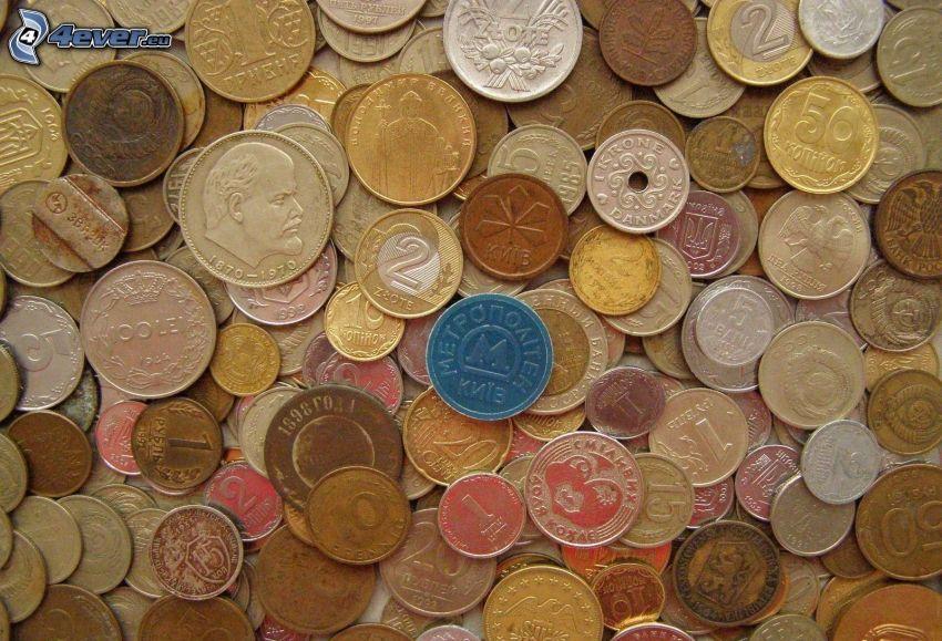 érmék