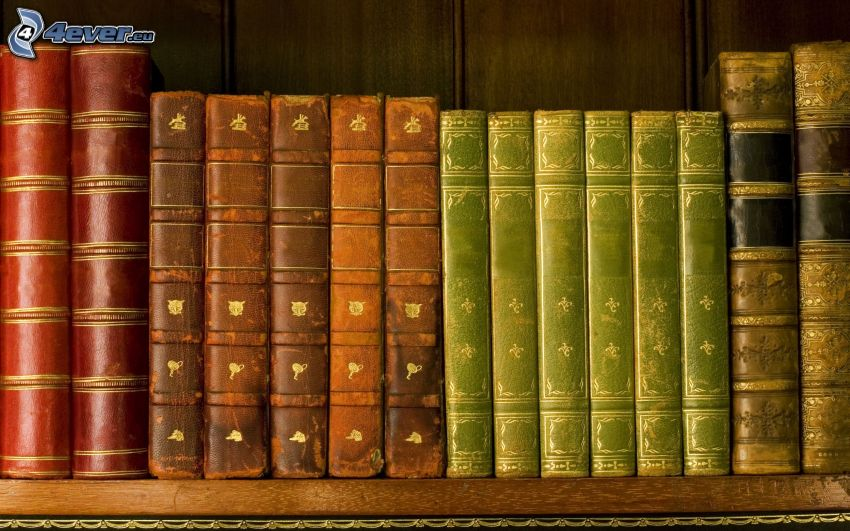 régi könyvek