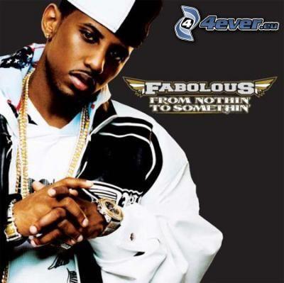 Fabolous, rapper, zene
