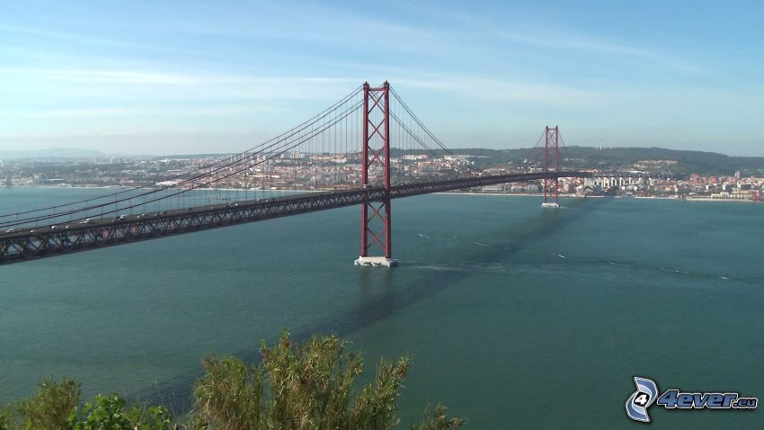 25 de Abril Bridge, Lisszabon