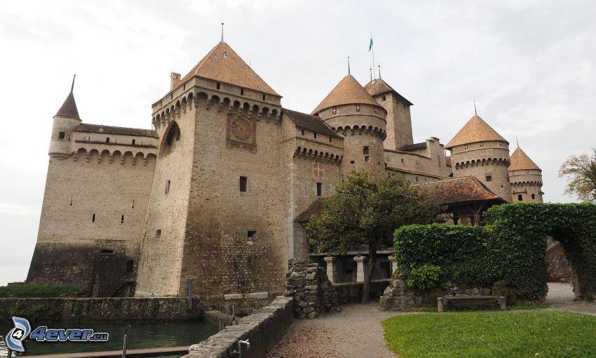 Chillon kastély