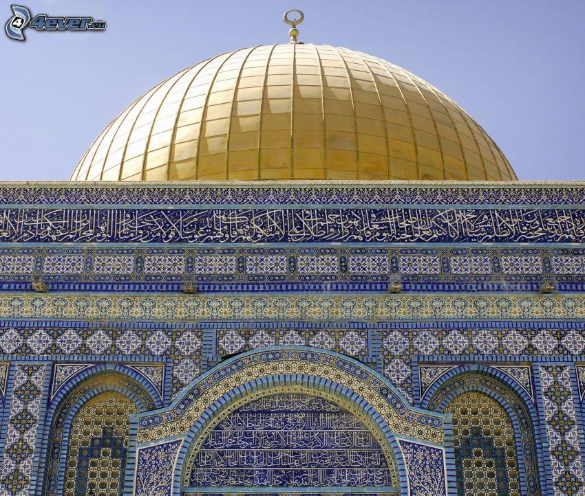Dome of the Rock, Jeruzsálem