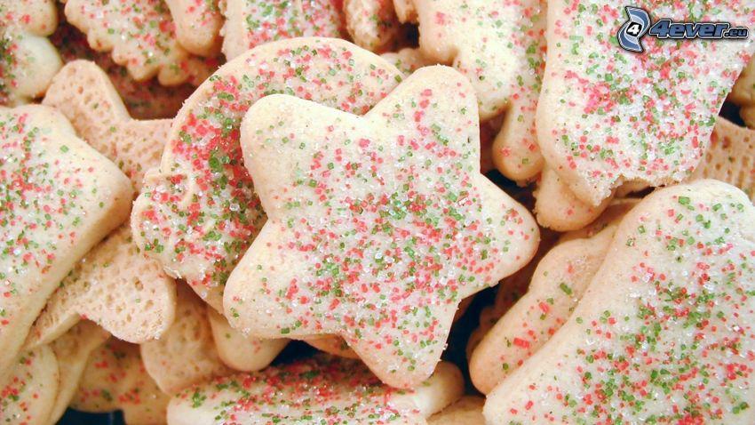 sütemények, csillagok