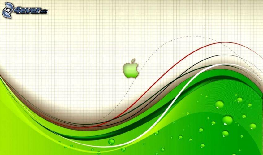 Apple, hullám