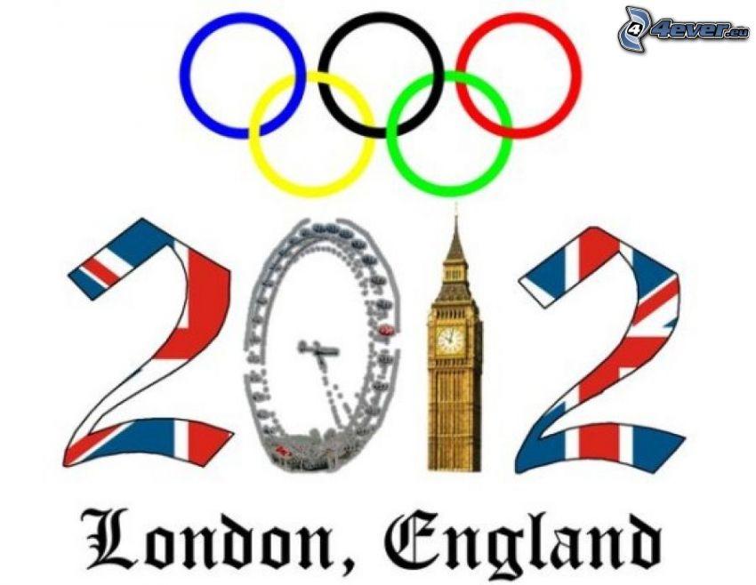 London 2012, Olimpiai játékok