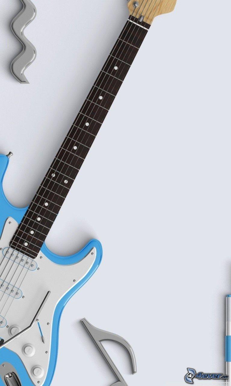 elektromos gitár