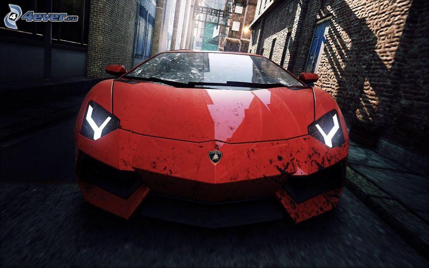 Need For Speed, Lamborghini
