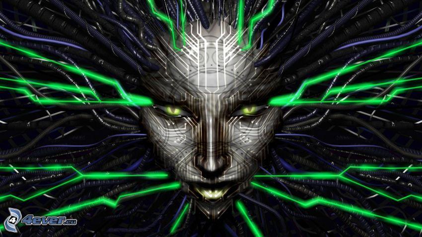 System Shock, arc