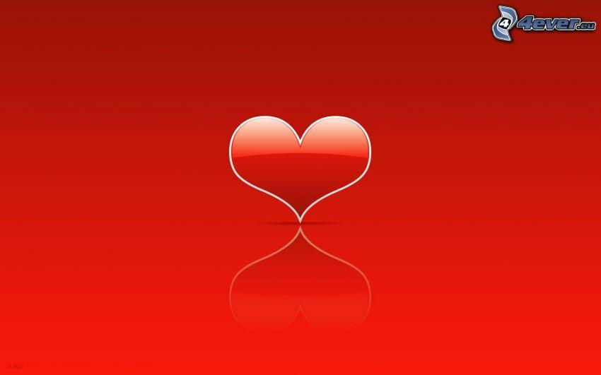 valentin-napi szív