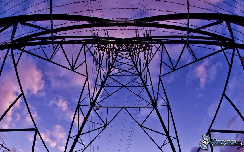elektromos vezetékek