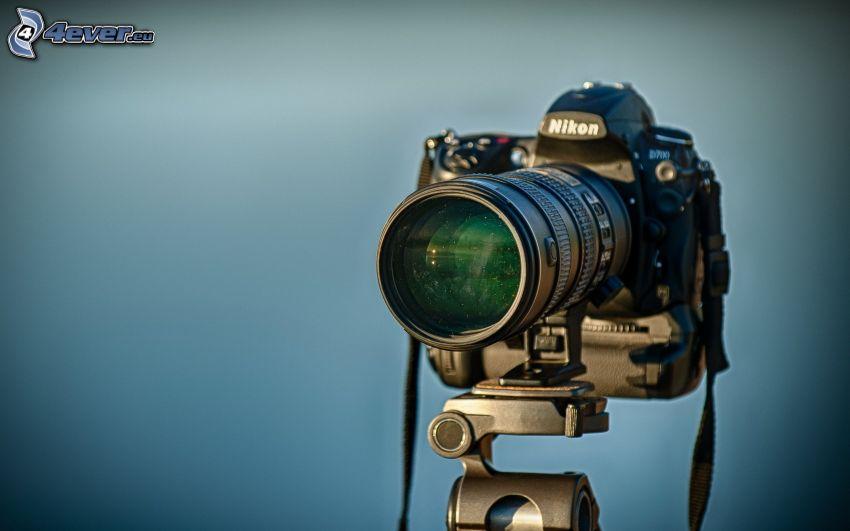 fényképezőgép, Nikon