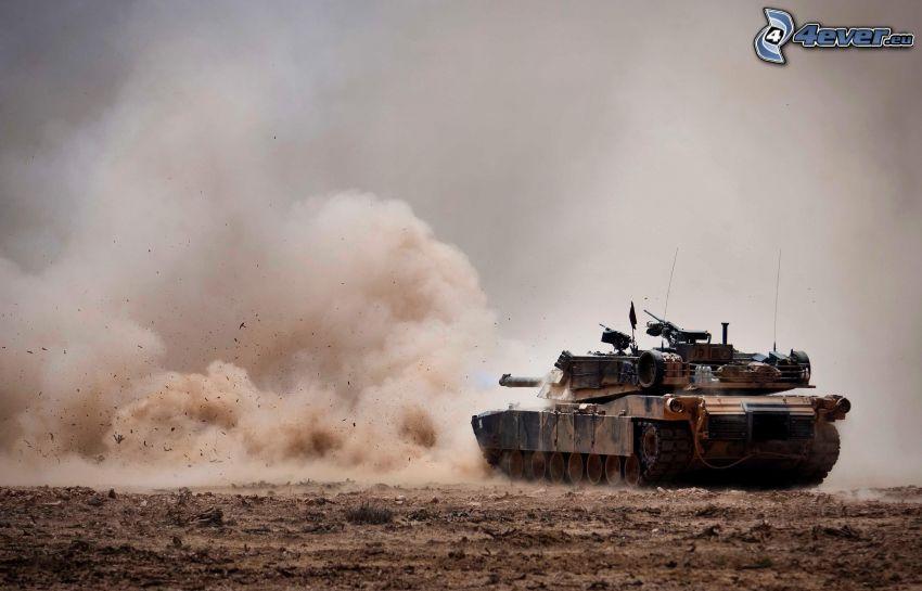 M1 Abrams, tank