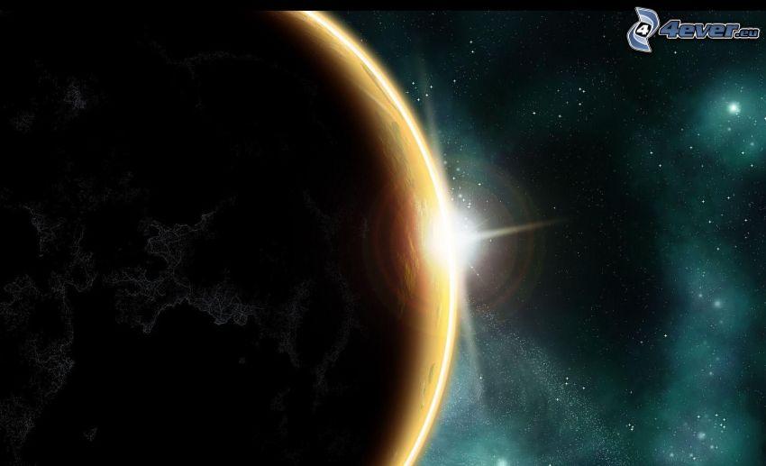 bolygó, nap